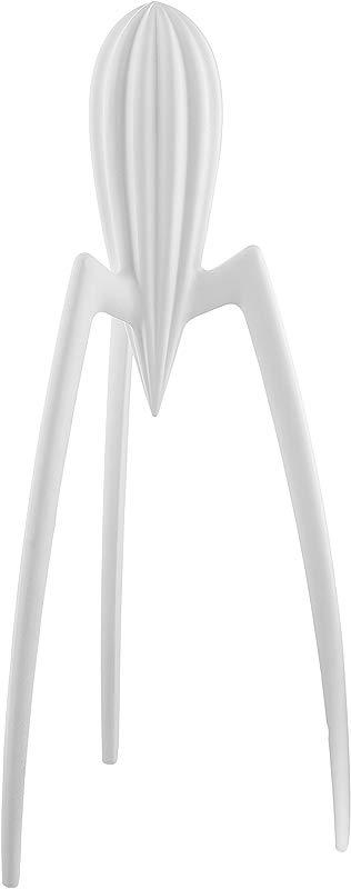 Alessi Juicy Salif Citrus Squeezer In Aluminum Casting White