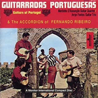 Guitarradas Portuguesas & the Accordion of Fernando Ribeiro