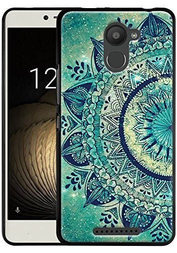 CMID BQ Aquaris U Hülle,BQ Aquaris U Lite Hülle, Slim Flexible Soft Silikon Bumper Handytasche TPU Stoßfest Schutzhülle Abdeckung Case Cover für BQ Aquaris U/BQ Aquaris U Lite 5 Zoll (A-01)