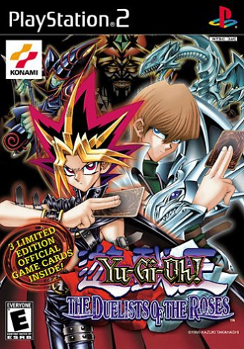 Yu-Gi-Oh! Duelists of the Roses [video game]