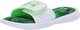 Under Armour Kids' Ignite Fleet V Slide Sandal