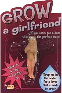 Forum Novelties Grow a Girlfriend Gag Novelty (Packaging May Vary)