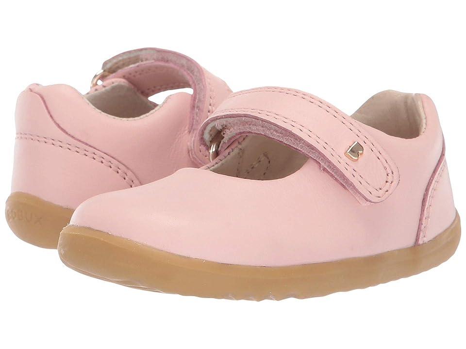 Bobux Kids Step Up Delight Mary Jane (Infant/Toddler) (Seashell Pink) Girl