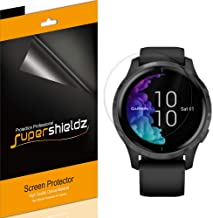 (3 Pack) Supershieldz Designed for Garmin Venu Screen Protector, High Definition Clear Shield (TPU)