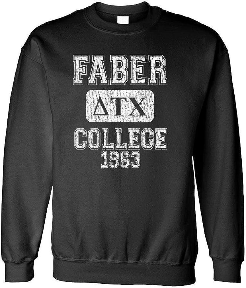 FABER COLLEGE - delta tau chi belushi house - Fleece Sweatshirt