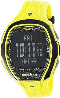 Timex Ironman Sleek Black Dial Resin Band Watch - Tw5M08300, Digital Display, For Unisex