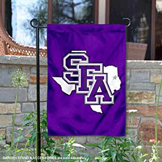 College Flags and Banners Co. Stephen F. Austin Lumberjacks Garden Flag