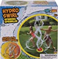 Tidal Storm Hydro Swirl Spinning Sprinkler, Kids Backyard Splashing Water Play Outdoor Toy from w/ Wiggle Tubes from Prime Time Toys, LLC