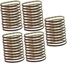 STEDMNY Schuurpapier 10 X 330mm Schuurriemen Schuurset 60 80 120 240 Slijpaccessoires