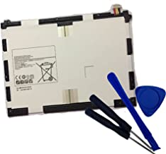 Powerforlaptop Tablet Replace EB-BT550ABE Battery + Repair tools For Samsung Galaxy Tab A 9.7-Inch Tablet SM-T550 SM-P550 SM-T555C SM-T555 SM-P351