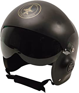 Viving Costumes 201396 Sombreros Top Gun Helmet, 50-60 cm, Multi Color,