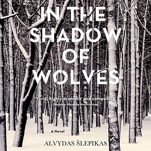 In the Shadow of Wolves audiobook cover art