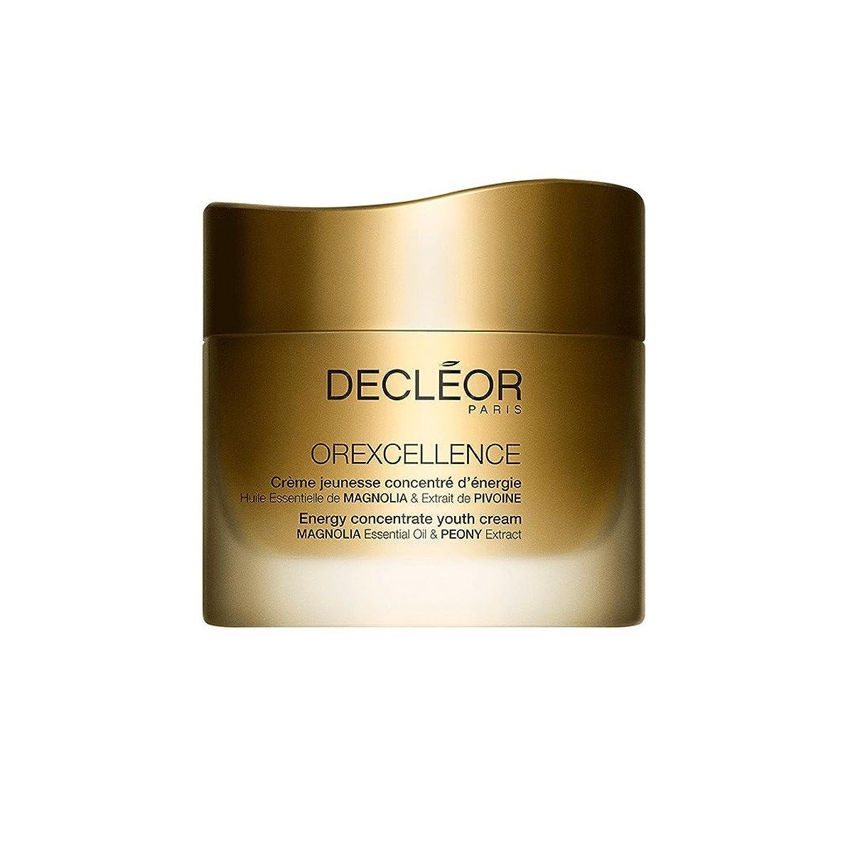 不愉快に年次平らにするデクレオール Orexcellence Energy Concentrate Youth Cream 50ml/1.7oz並行輸入品