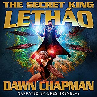 The Secret King: Lethao audiobook cover art