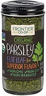 Frontier Herb Organic Parsley Flakes, 0.24 oz