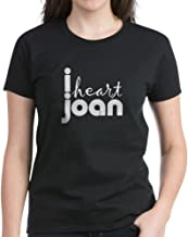 CafePress Joan Womens Cotton T-Shirt