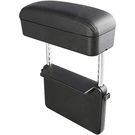 Azurely Auto Armlehne Universal Car Center Konsolen Armlehne Höhenverstellbare Autositz Organizer Aufbewahrungsbox Für Armstütze Und Lagerung Küche Haushalt