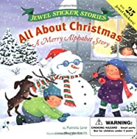 All About Christmas (Jewel Sticker Stories)