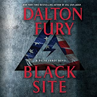 Black Site audiobook cover art