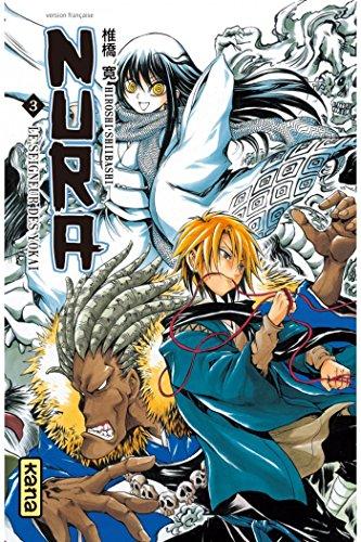 Nura le seigneur des yôkai - Tome 3