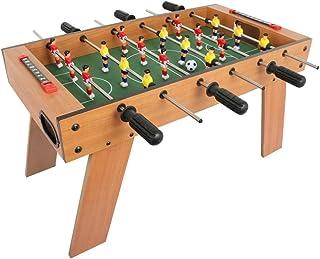TOOYU Foosball Tabletop Games And Accessories, Mini Size - Fun, Portable, Fooseball Soccer Tabletops Soccer For Adults, Ki...