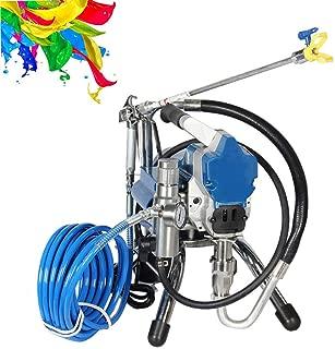 PROMOTOR High Pressure Spraying Machine, 110V Airless Painter Gun Sprayer Spraying Machine 3000PSI