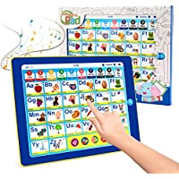 BEAURE Toddler Learning Tablet