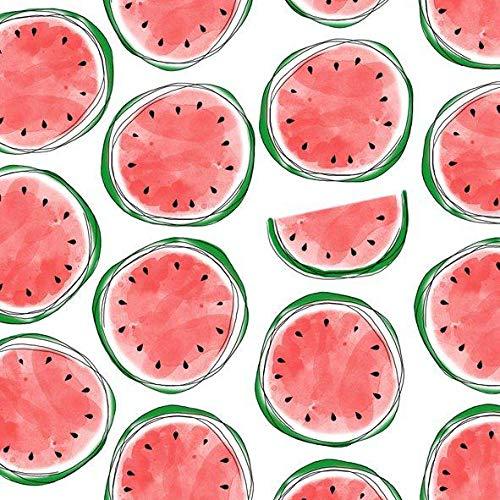 Serviette Serviette Wassermelone