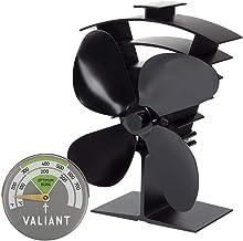 VALIANT FIR606 Premium IV-Ventilador de Estufa y termómetro magnético