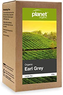 Planet Organic Earl Grey Tea Loose Leaf Refill 125 g
