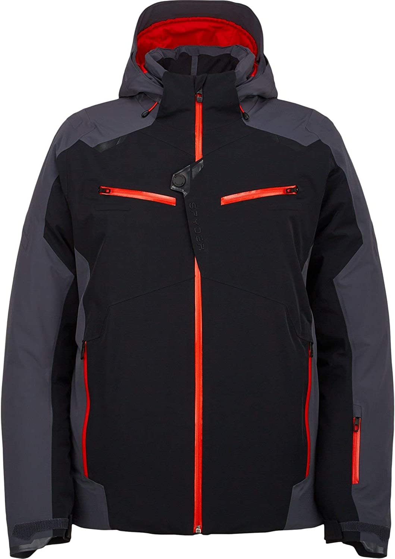 Spyder Monte GTX Mens Insulated Ski Jacket