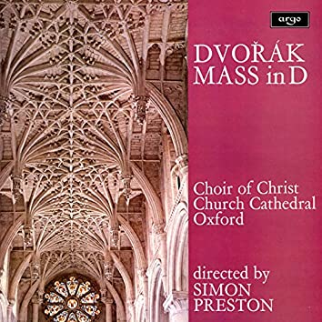 Dvorák: Mass in D