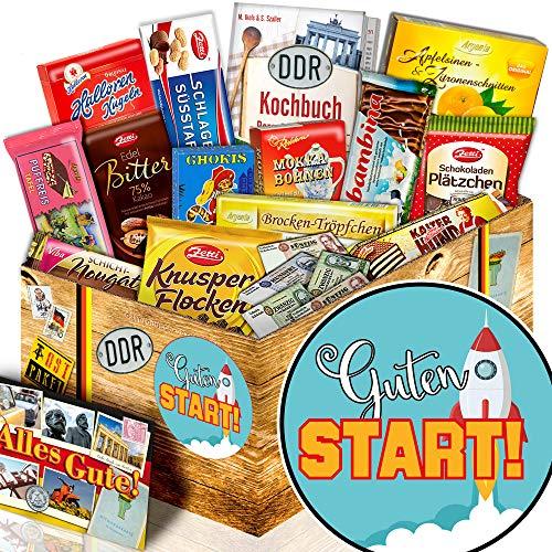 Guten Start / Ostalgie Box Schoko / Geschenke zum Start ins Berufsleben