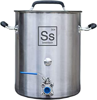 used stainless steel conical fermenter