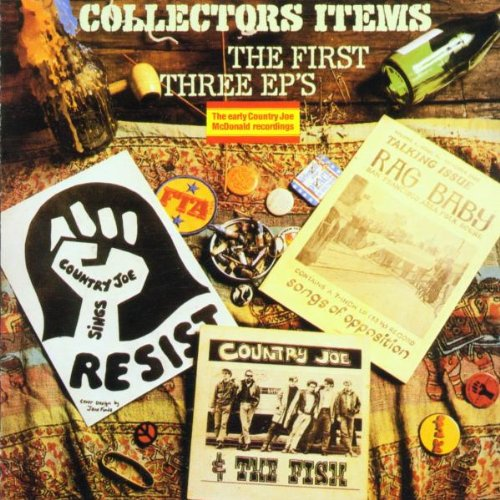 Collectors Items/First Three E