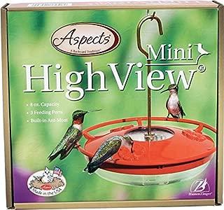 Aspects 430 Hummzinger Highview Mini Hummingbird Feeder