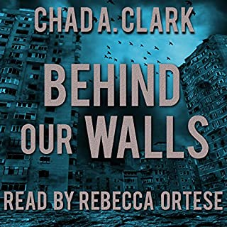 Behind Our Walls audiobook cover art