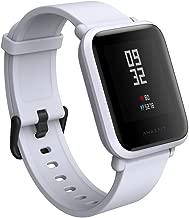Amazfit A1608W Bip Smartwatch (White cloud)