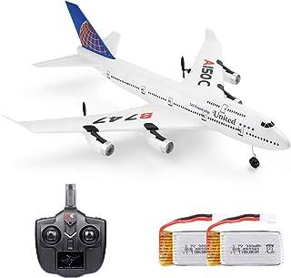 Wltoys XKS A150-C RC Airplane 2.4G Plane RC Aircraft 2CH Remote Control EPP Airplane Miniature Model Plane Outdoor Toy 2 B...