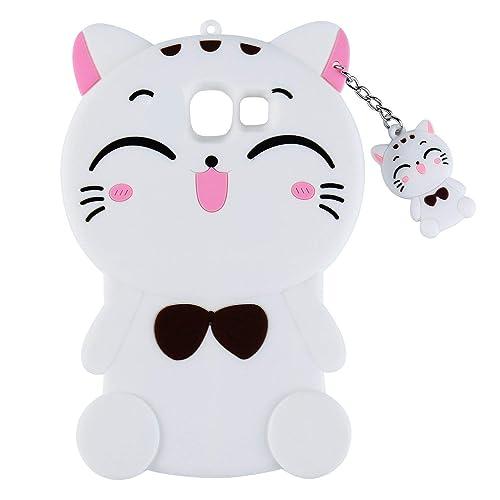 abc9acd9aa4 Cat Phone Cases for Samsung Galaxy J5: Amazon.com