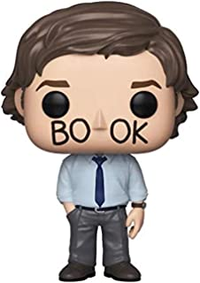 Funko Pop! TV: The Office - Jim Halpert Chase Variant - Book Face Halloween Costume - in Bubble Pouch