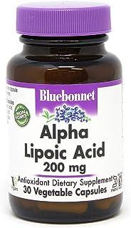 BLUEBONNET NUTRITION ALPHA LIPOIC ACID 200 mg