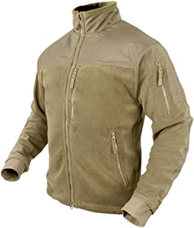 Condor Micro Fleece Jacket (Coyote Tan, X-Large)
