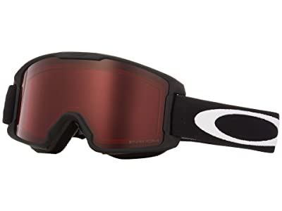 Oakley Line Miner (Youth) (Matte Black w/ Prizm Rose) Snow Goggles