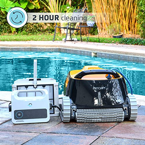 Best Dolphin Pool Cleaner Reviews - Dolphin Triton PS Automatic Robotic Pool Cleaner
