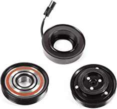 TBVECHI A/C AC Compressor Clutch Kit Pulley Coil Plate Fit for 2006-2009 Kia Sedona 3.8L HS20