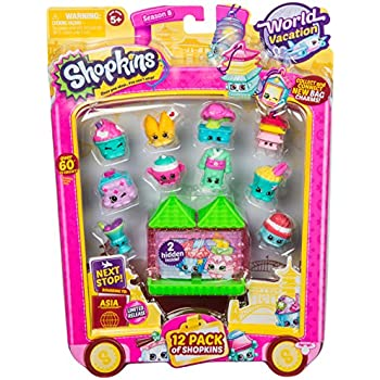 Shopkins Season 8 W2 Asia Toy 12 Pack | Shopkin.Toys - Image 1