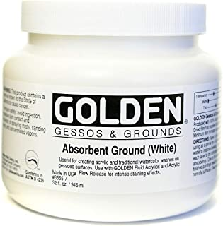 golden absorbent ground