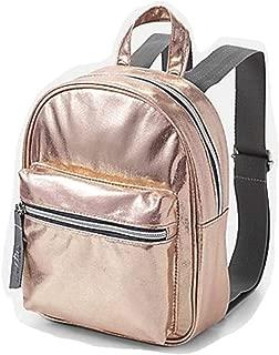 Rose Gold Mini Shimmer Backpack