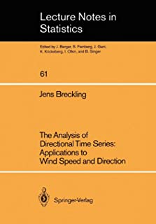 The Analysis of Directional Time Series: Applications to Wind Speed and Direction